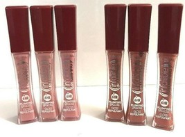 Lot of 3 L'Oreal Infallible Plumping 6 Hour Lipgloss- U-pick 406 or 106 - $11.33