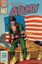 Fightin' Army #172 VG; Charlton | low grade comic - save on shipping - details i - $1.99