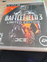 Sony PS3 Battlefield 3: Limited Edition image 1