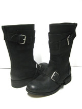 UGG CHANCEY WATER RESISTANT WOMEN BOOTS LEATHER BLACK US 8.5 /UK 7 / EU ... - €155,59 EUR