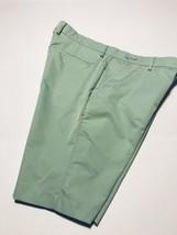 Greg Norman ML75 Golf Shorts Mens 36 Lime Green - $18.69