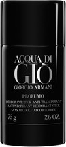 Giorgio Armani Acqua di Gio Homme Profumo Antiperspirant Deodorant Stick 75 g - $60.00