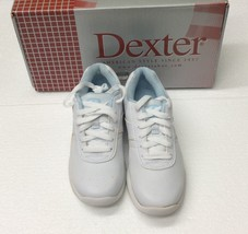 Dexter Raquel III  Bowling Shoes Youth 3M White and Blue - $23.33