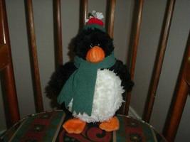 Gund Ice Cap Penguin 8718 Handmade 10 Inch Plush 2000 - $86.85