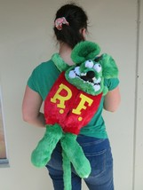 Rat Fink Back Pack / Plush Doll Tissue Case - $98.00