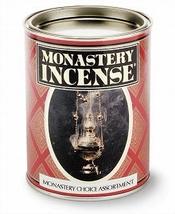 Monastery Incense Choice Assortment