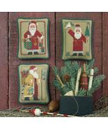 Santa's Revisited IV (1986, 1988, 1992) REPRINT cross stitch chart Prair... - $10.80