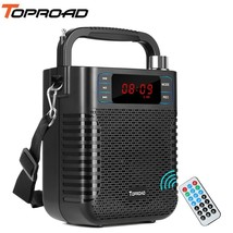 TOPROAD® Bluetooth Speaker Wireless Stereo Subwoofer Heavy Bass Speakers - $52.24