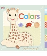 Sophie la girafe, Sophie the Girafe, Board Book, English, Toddler and baby - $6.95