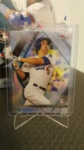 2016 Topps Finest Finest Firsts #FF-CS Corey Seager Rookie Card RC - $3.30