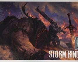D&d Storm Kings Thunder Dm Screen #iha - $19.19