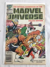 Marvel Universe Deluxe Edition #6 Dec 13th 1986 - $9.49