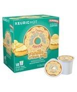The Original Donut Shop Vanilla Cream Puff Coffee 24 to 144 Kcup Pods Pi... - $41.98+