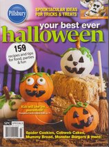 Pillsbury Your Best Ever Halloween (Volume 22 Number 4) [Paperback] [Jan 01, 201 - $8.90