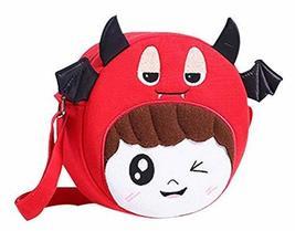 PANDA SUPERSTORE Plush Fabric Cute Children Shoulder Bag Backpack Gift Princess  - $16.40