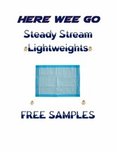 """23x36 """"300ct Steady Stream Economy Lightweight Puppy Piddle Pads Underpads - $53.50"""