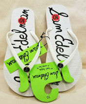 Sam Edelman Sandals/Flip Flops  Sz- 10M Snow White - $14.95