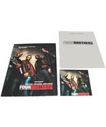 2005 FOUR BROTHERS Movie PRESS KIT Folder CD Production Notes Mark Walberg - $13.99