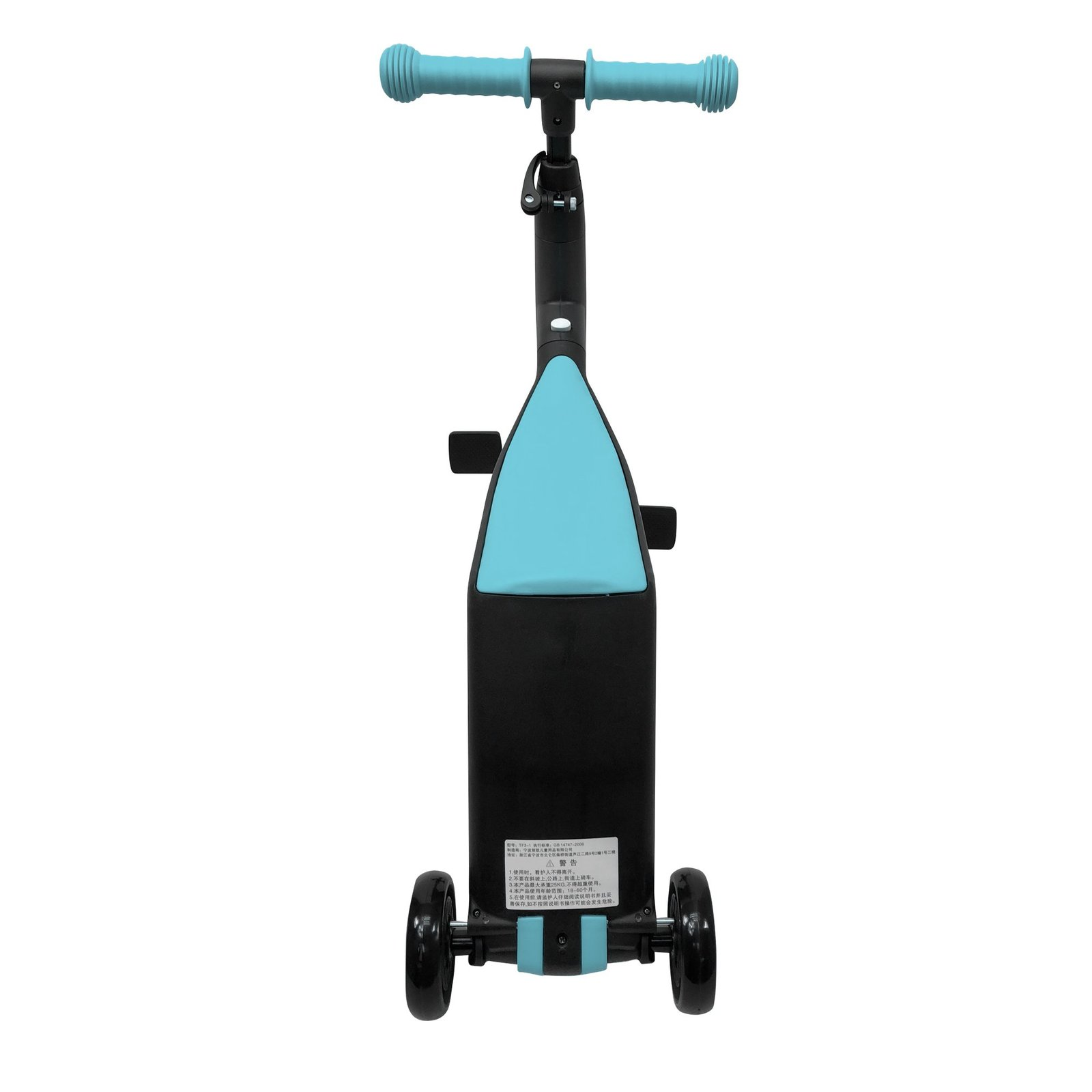 Boy Girl Tricycle Kick Scooter Bike for Kids Toddler 2-6 Year Old