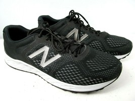 New Balance Fresh Foam Airshi Mens 11.5 4E Black Sneakers Shoes EUC - $31.68