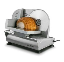 Electric Meat Slicer Commercial Machine Cheese Food Cutter Stainless Ste... - $112.99