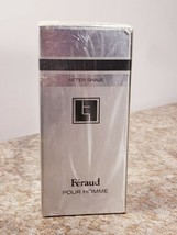 Avon Feraud 2.5 OZ After Shave Pour Homme Sealed  - $24.23