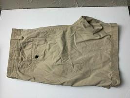 IZOD Men's Bermuda Shorts Size 40 Tan - $13.98
