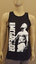 Conor Notorious McGregor The Walk  Black Tank Top MMA Team MC  King Poster - $17.99+