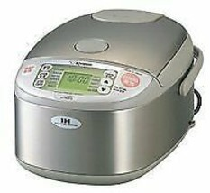 Zojirushi Rice cooker NP-HLH10-XA stainless from Japan - $512.60