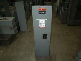 Westinghouse FKDN400 NEMA 1 Enclosure w/ 400A MAX 3p 600V Breaker Used - $800.00