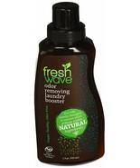 Fresh Wave Fresh Wash Laundry Odor Eliminator Lime 24 Oz - $9.89