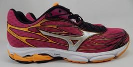 Mizuno Wave Catalyst Running Shoes Women's Size US 9 M (B) EU 40 Black Pink