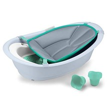Gentle Support Multi-Stage Tub, White, for Ages 0-24 Months - $44.99+