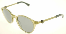 MONCLER MC015S-07 Light Beige / Gray Sunglasses MC 015S-07 - $166.11