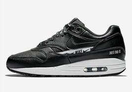 sports shoes 7953f b2be3 NIKE pour FEMMES Air Max 1 Soi Chaussures Noir Blanc 881101 005 Pdsf -   79.57