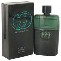 Gucci Guilty Black by Gucci Eau De Toilette Spray 3 oz (Men) - $67.74