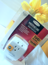 Belkin Single Outlet MasterCube Wall-Mount Surge Protector, 1045 Joules (F9H120- - $19.99