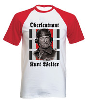 Kurt Welter - New Cotton Baseball Tshirt All Sizes - $27.10