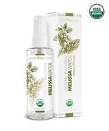 Alteya Organics 100% Pure Organic Bulgarian MELISSA Water Spray Skin Car... - $11.99