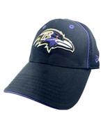 Baltimore Ravens New Era 39Thirty S/M Fitted Hat Black  - $12.86