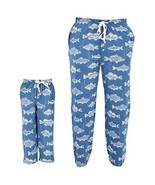 Unique Baby UB Adult Fisherman Print Matching Family Father's Day Pajama... - $20.99