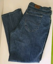 Womens Jeans Size 16M Lee 99% cotton Blue, Jeans para Mujer Size 16 M - $19.79