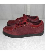 VANS Jim Greco Hammer Escobar Sneakers Skate Shoes 11.5 Red Suede Lmtd E... - $111.34