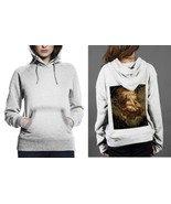 New Popular Damisel on the road Hoodie Women White - $29.99
