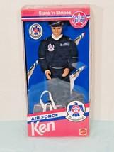 Stars 'n Stripes Air Force Thunderbirds Ken Barbie Doll 1993 Special Edi... - $72.53