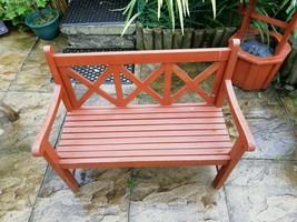 Child's Timber Garden Bench - $18.92