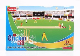 Funskool Cricket T20 Game 2 Players Indoor Game Age 8+ - $18.64
