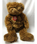 "BABW CENTENNIAL III Retired Brown 18"" inch Plush Build A Bear LE Sound Box - $24.99"
