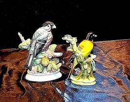 Bird Figurines AA18-1229Vintage Pair image 2