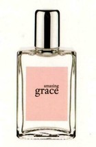 Philosophy Amazing Grace Eau De Parfum Travel Size Splash Mini .33 oz New - $12.86